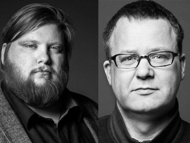 Af fingrum fram með Valdimar Guðmundssyni og Jóni Ólafssyni
