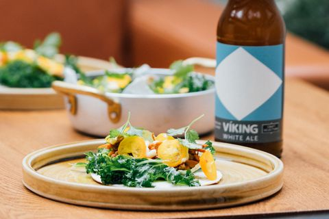 The new Viking Ale is touted as the perfect summer beer.