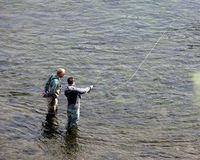 Fishing is much more fun when done legally.