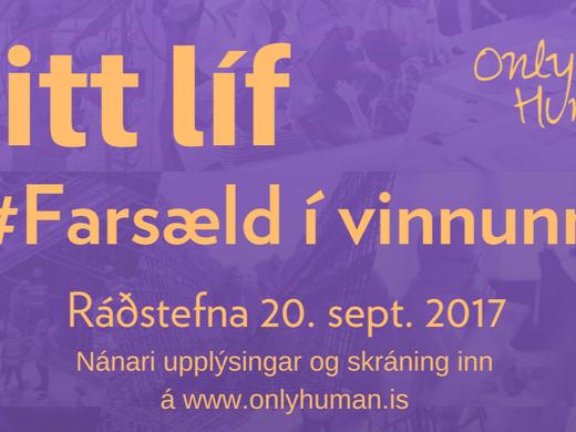 Eitt líf - Farsæld í vinnunni