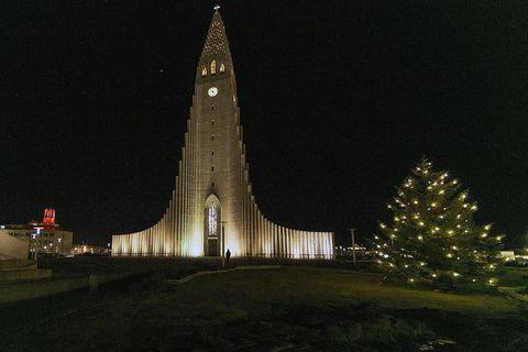 Join midnight mass at Hallgrímskirkja or at other churches around the city.