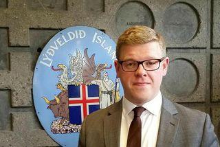 Ingólfur Friðriksson bendir á að í dag eru lagðir tollar á sumar íslenskar sjávarafurðir sem ...