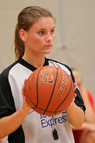 Georgia Olga Kristiansen.