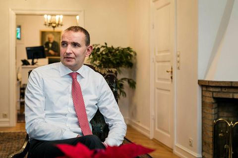 Jóhannesson will have a personal meeting with Putin on Thursday.