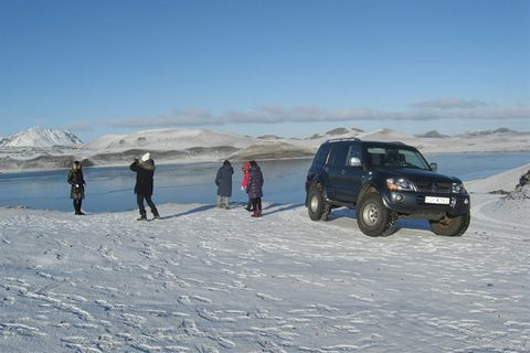 Iceland South Coast Travel