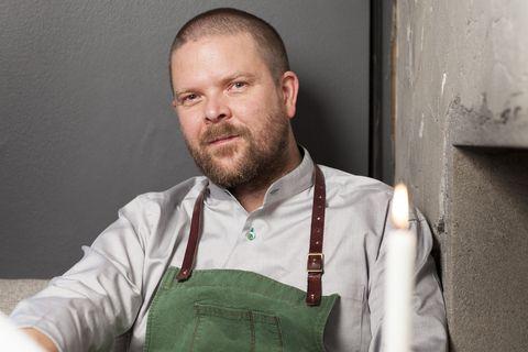 Chef Gunnar Karl Gíslason.