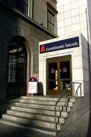 Samson eignarhaldsfélag er stærsti hluthafinn í Landsbankanum.