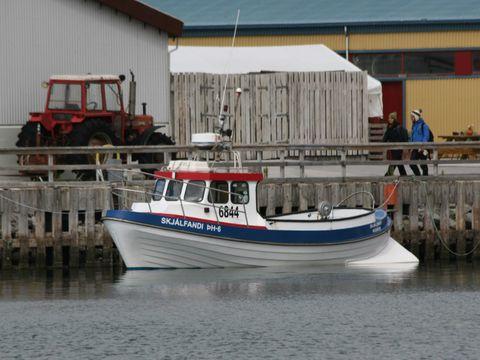 Skjálfandi ÞH-006