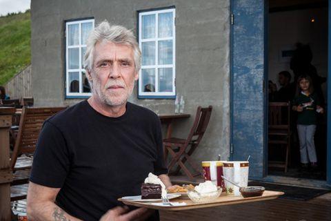 Fjöruhúsið Café Restaurant
