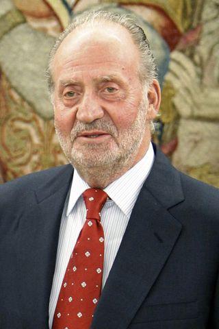 Juan Carlos, Spánarkonungur.