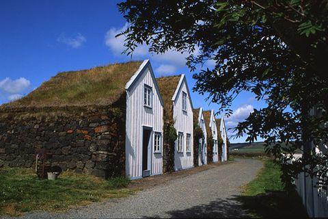 Grenjaðarstaður - The old Farmhouse