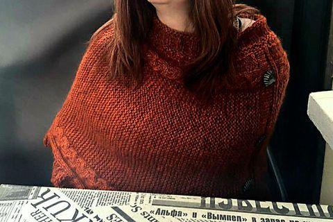 Málfríður Þorleifsdóttir, an Icelandic woman who stands charged of manufacturing chocolate drops laced with cannabis oil.