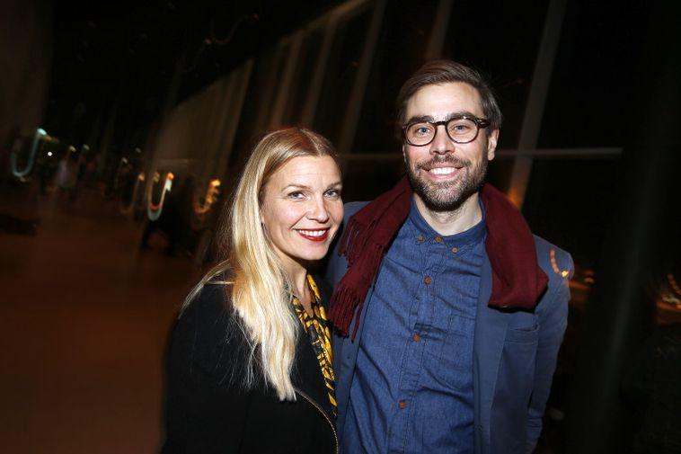 Eva Einarsdóttir og Elda Ástþórsson