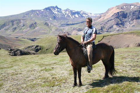 Hekluhestar Riding Tours