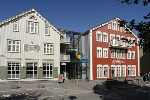 Hotel Reykjavik Centrum - Islandshotel
