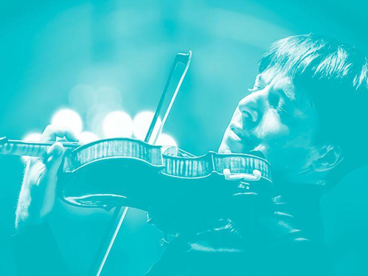 Joshua Bell og Academy of St Martin in the Fields