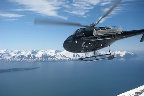 Arctic Heliskiing/Bergmenn Mountain Guides