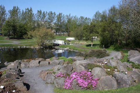 Reykjavik Botanic Garden