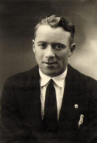 Hrólfur Sigurjónsson, sonur Rósu.
