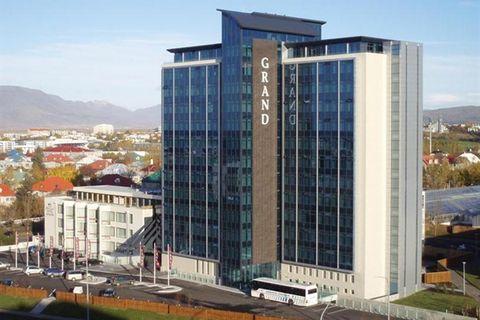 Grand Hotel Reykjavík - Islandshotel