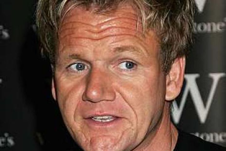 Gordon Ramsey er brjálaður út í Jamie Oliver.