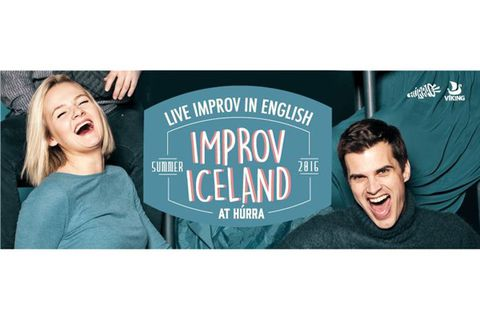 Improv Iceland