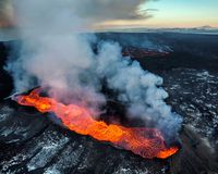 The eruption in Holuhraun in 2014-15