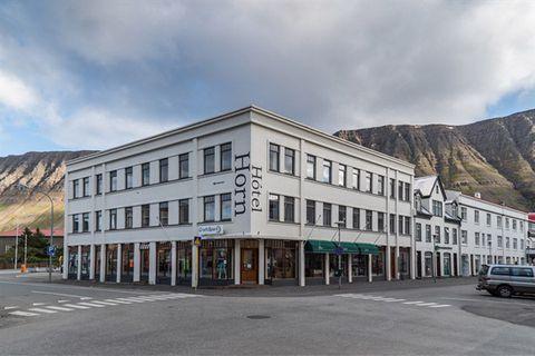 Hotel Ísafjörður - Horn