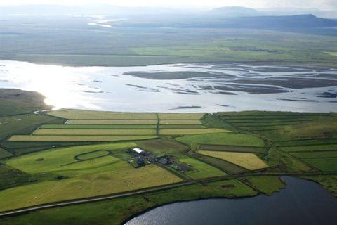 Herríðarhóll Reittouren