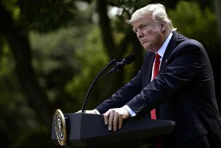Donald Trump Bandaríkjaforseti er sagður opinn fyrir því að grípa til refsiaðgerða gegn Rússum.
