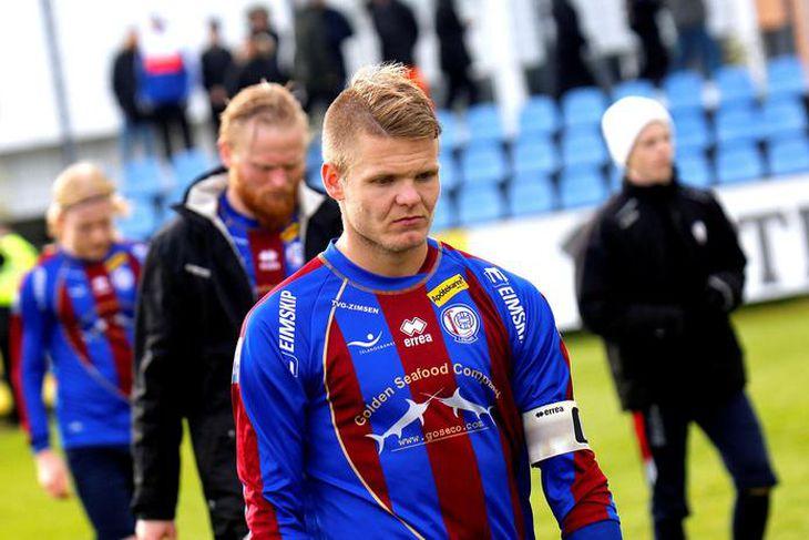 Ólafur Hrannar Kristjánsson er kominn til Þróttar R. frá Leikni R.