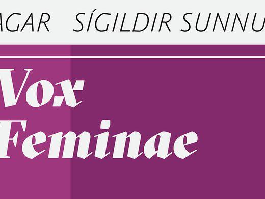 Vox feminae - Classical Sundays