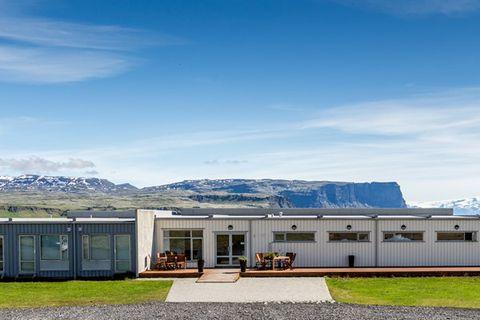 Fosshotel Núpar - Islandshotel