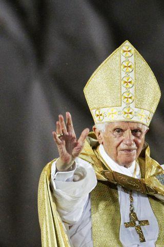 Benedikt páfi XVI.
