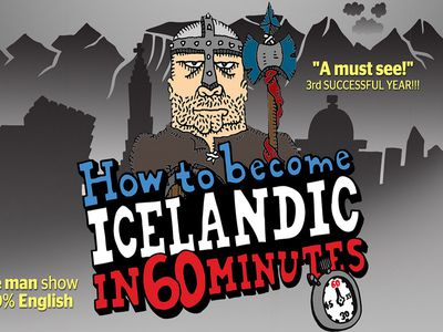 How to become Icelandic in 60 minutes