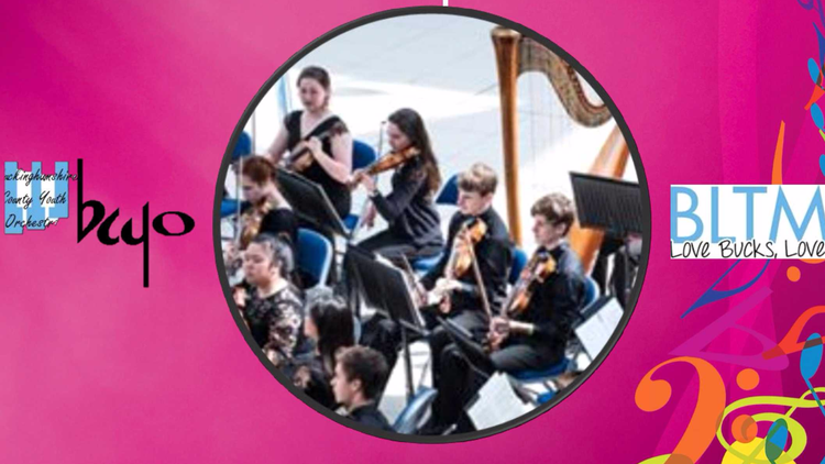 Buckinghamshire County Youth Orchestra