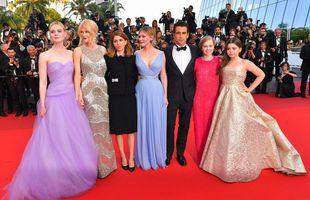 Kjólaveisla á rauða dreglinum í Cannes