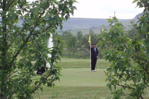 Flúðir Golf Club