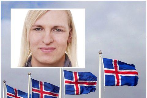 Eva Ágústa is a photographer from Hafnarfjörður. She's very active in the LGBTQI+ society in Iceland,