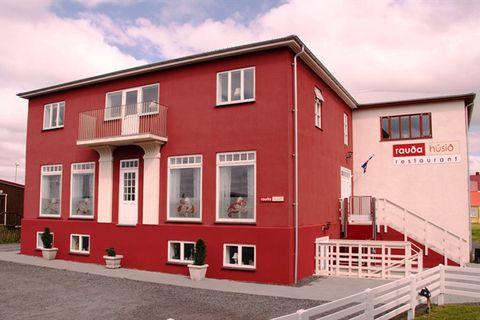Rauða Húsið Restaurant