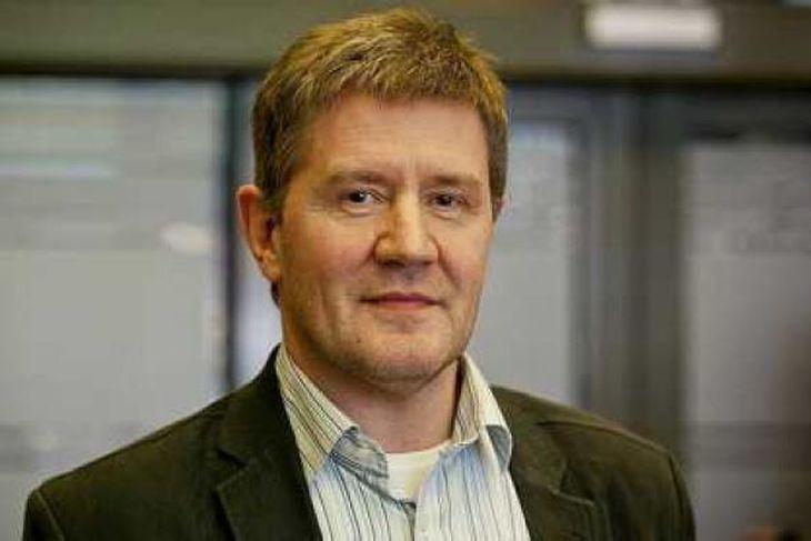 Björn Valur Gíslason, varaformaður Vinstri grænna.