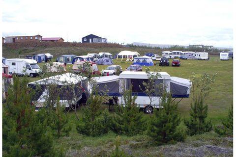 Borg Camping ground