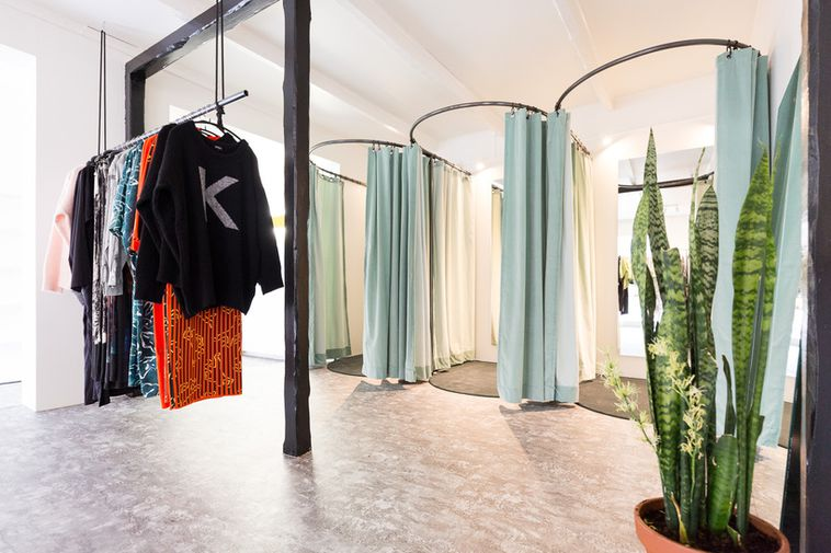 Kiosk offers beautiful, exciting designs for women and is a must-visit if shopping in Reykjavik.