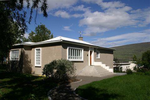 Davíðshús - Home of Davíð Stefánsson