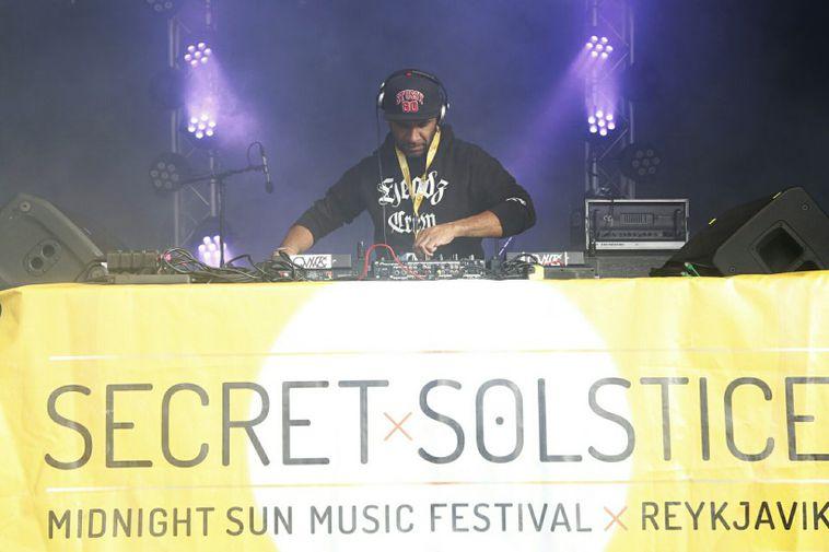 Secret Solstice 2016 - Föstudagur