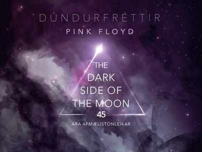 Dúndurfréttir - Dark Side of the Moon 45 ára