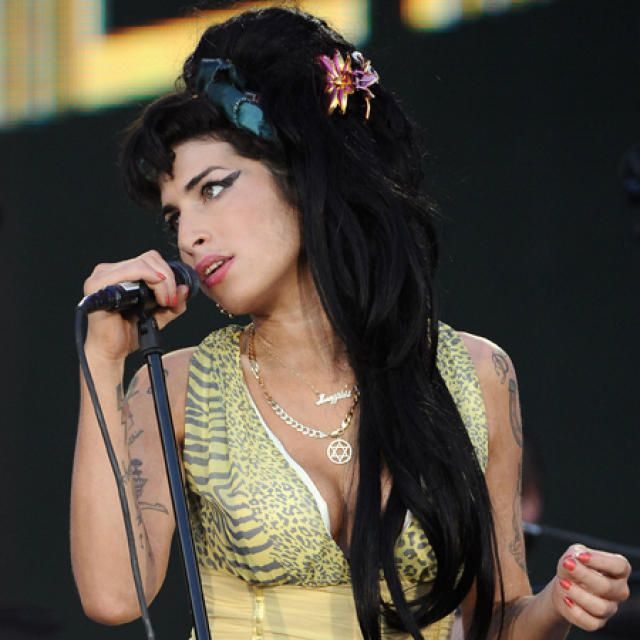 Amy Winehouse. <em>Getty Images</em>
