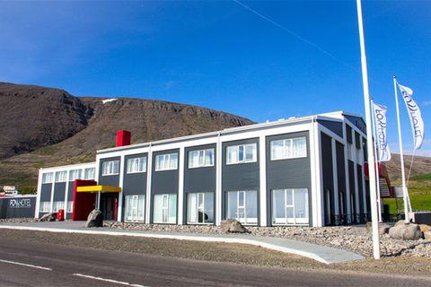 Fosshotel Vestfirðir - Islandshotel