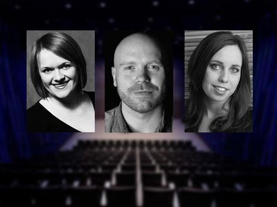 On Wings of Passion - Icelandic songs at Harpa Concert Hall