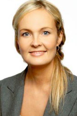 Sigríður Margrét Oddsdóttir.